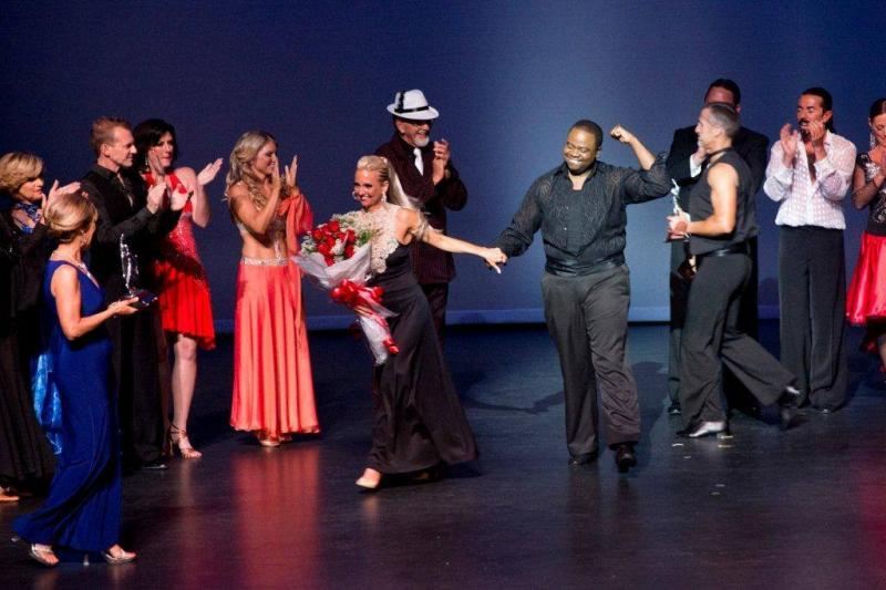 2014 Dancing with the Stars, Lexington, at the Koger Center